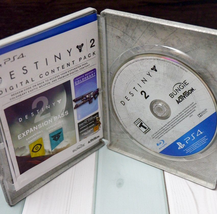 Destiny 2 Collectors edition