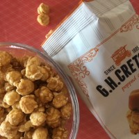G.H Cretors Brings you The Mix, Organic and Caramel Popcorn