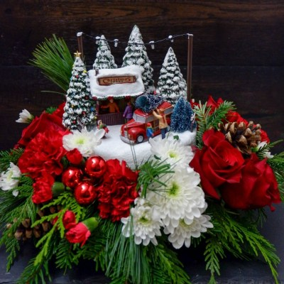 Teleflora Christmas Arrangements