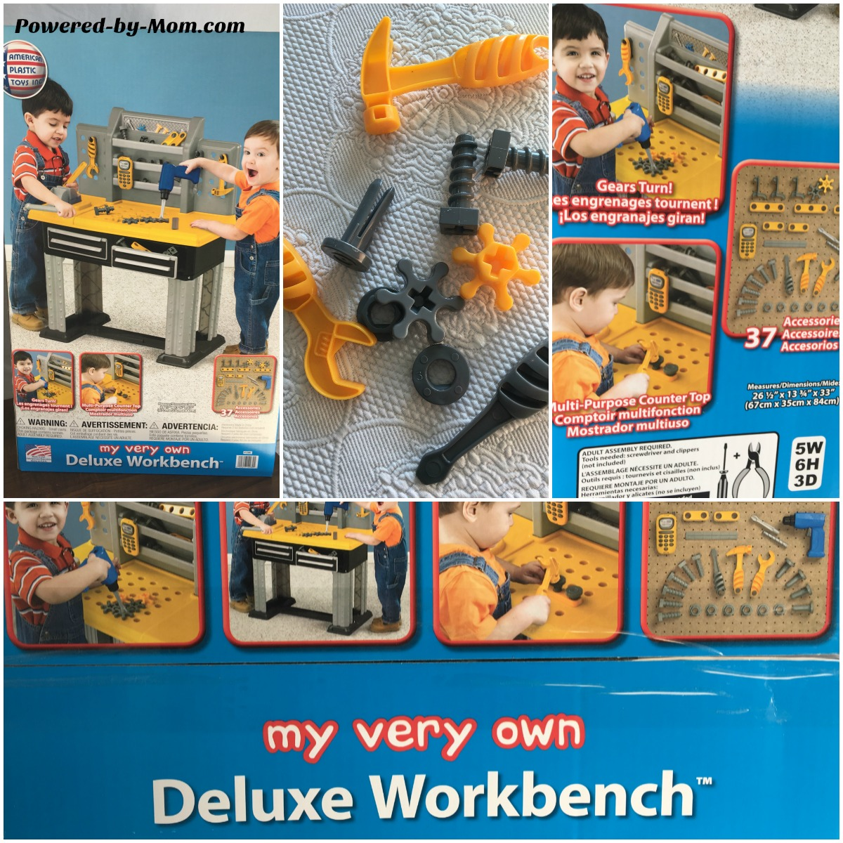 Imaginative Play with American Plastic Toys Review - Powered by Mom
