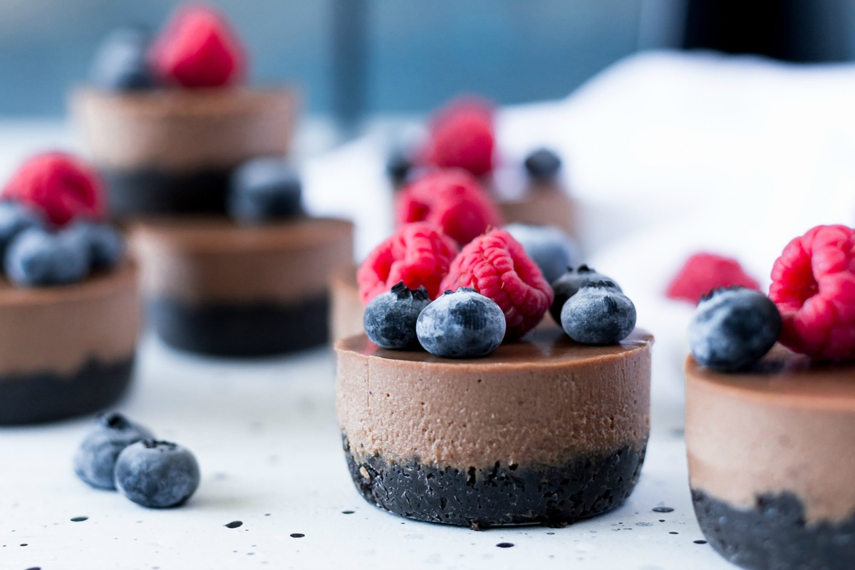 recipe: vegan chocolate cheesecake [27]