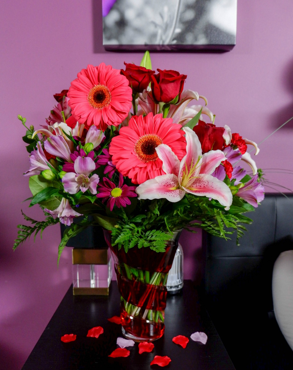 Celebrate With Beautiful Valentines Flowers From Teleflora