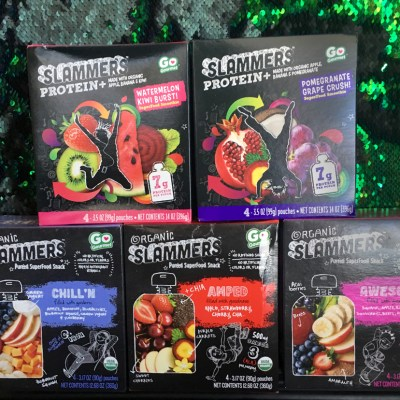 Slammers Organic Snacks Review