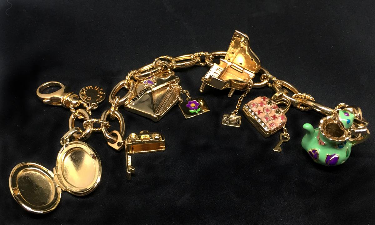 Charmulet charm bracelet