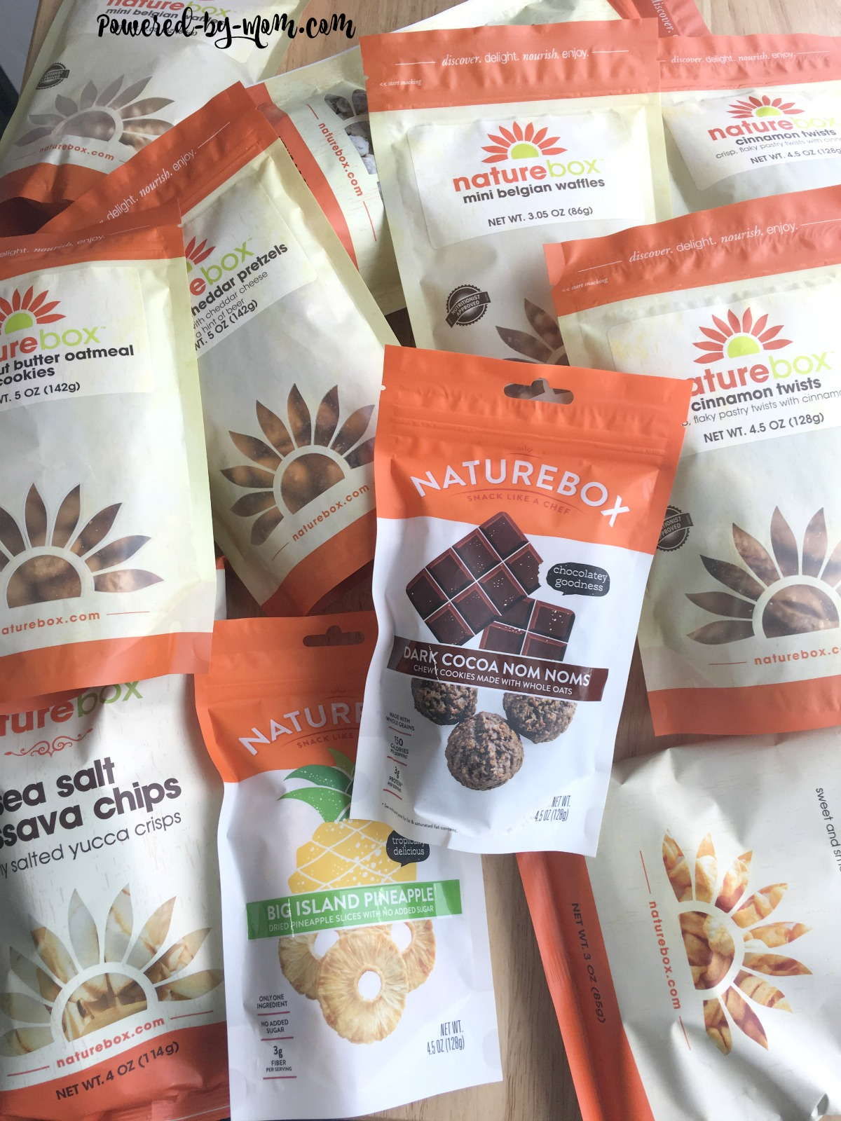 Naturebox Offers a Variety of Healthy Snacks Everyone Will Devour