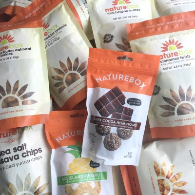 Naturebox Offers a Variety of Healthy Snacks Everyone Will Devour - Powered by Mom