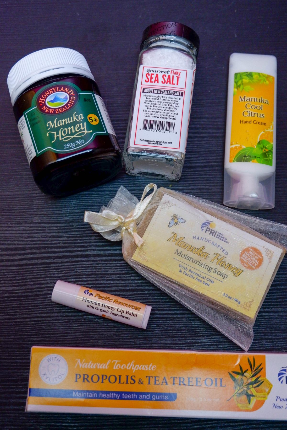 PRI Manuka Honey Body Beautiful