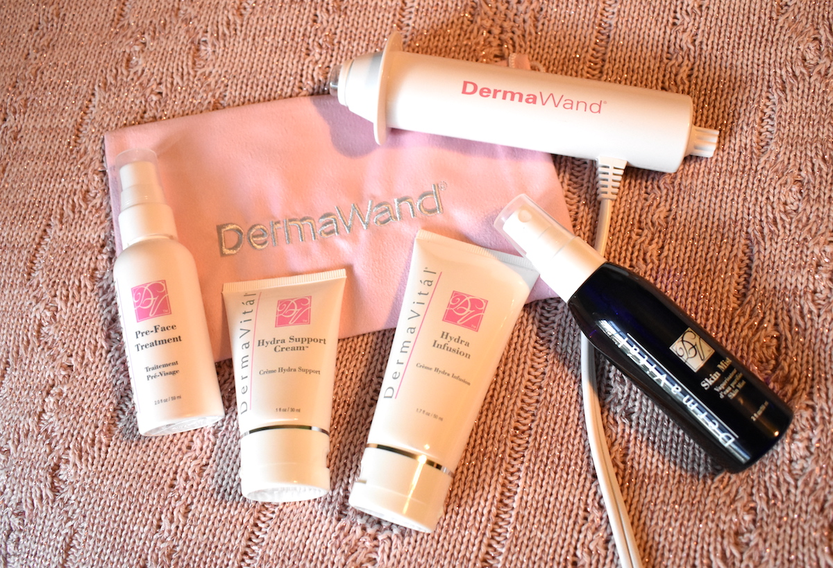 Reduce Wrinkles and Age Spots With DermaWand