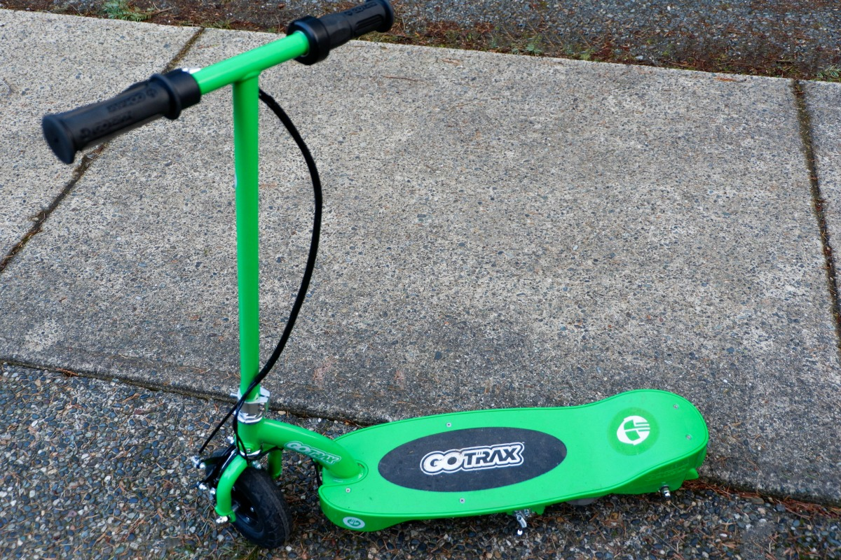 gotrax cadet glider electric scooter