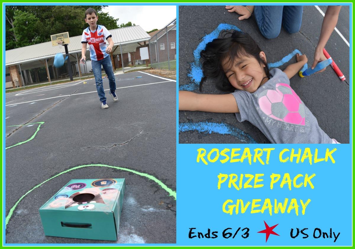 RoseArt chalk