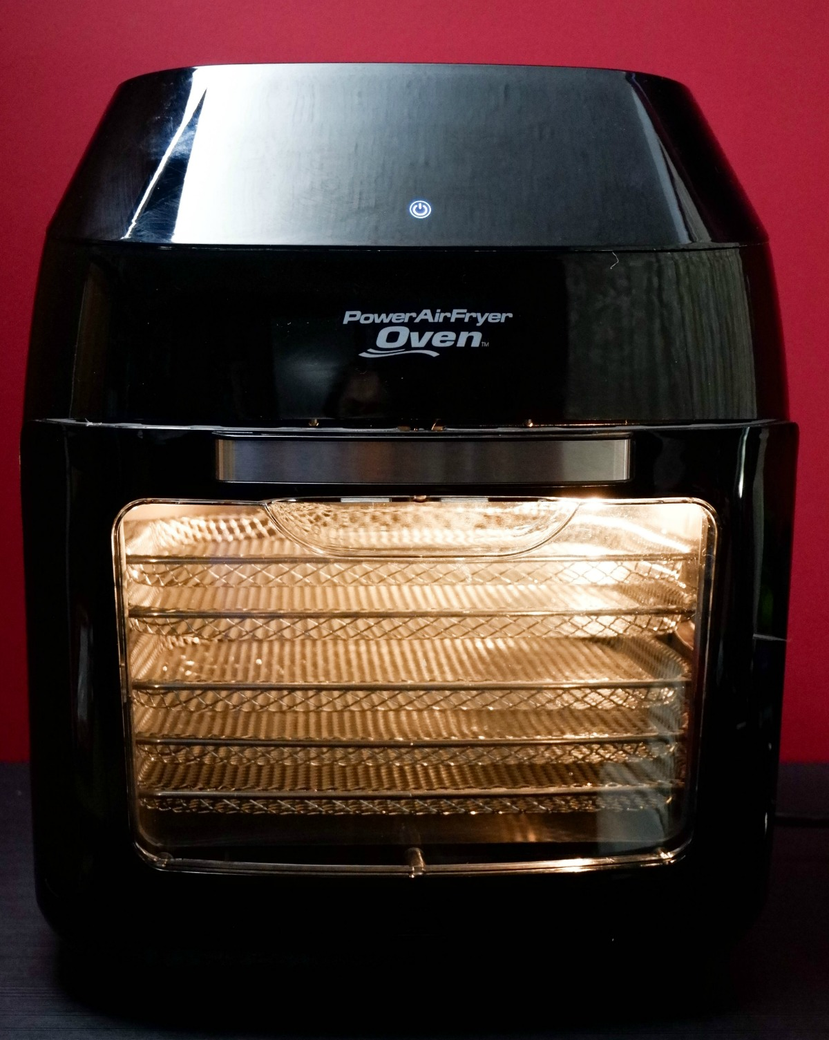 Power Air Fryer Oven Air Fry, Rotisserie & Dehydrate To Perfection With 360º Air Flow Technology