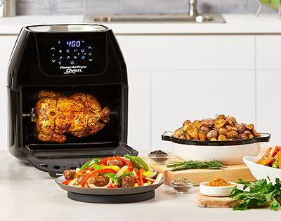 Power Air Fryer Oven – Cook with Less or No Oil