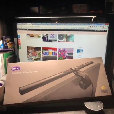 Light  Your Work Area with BenQ ScreenBar