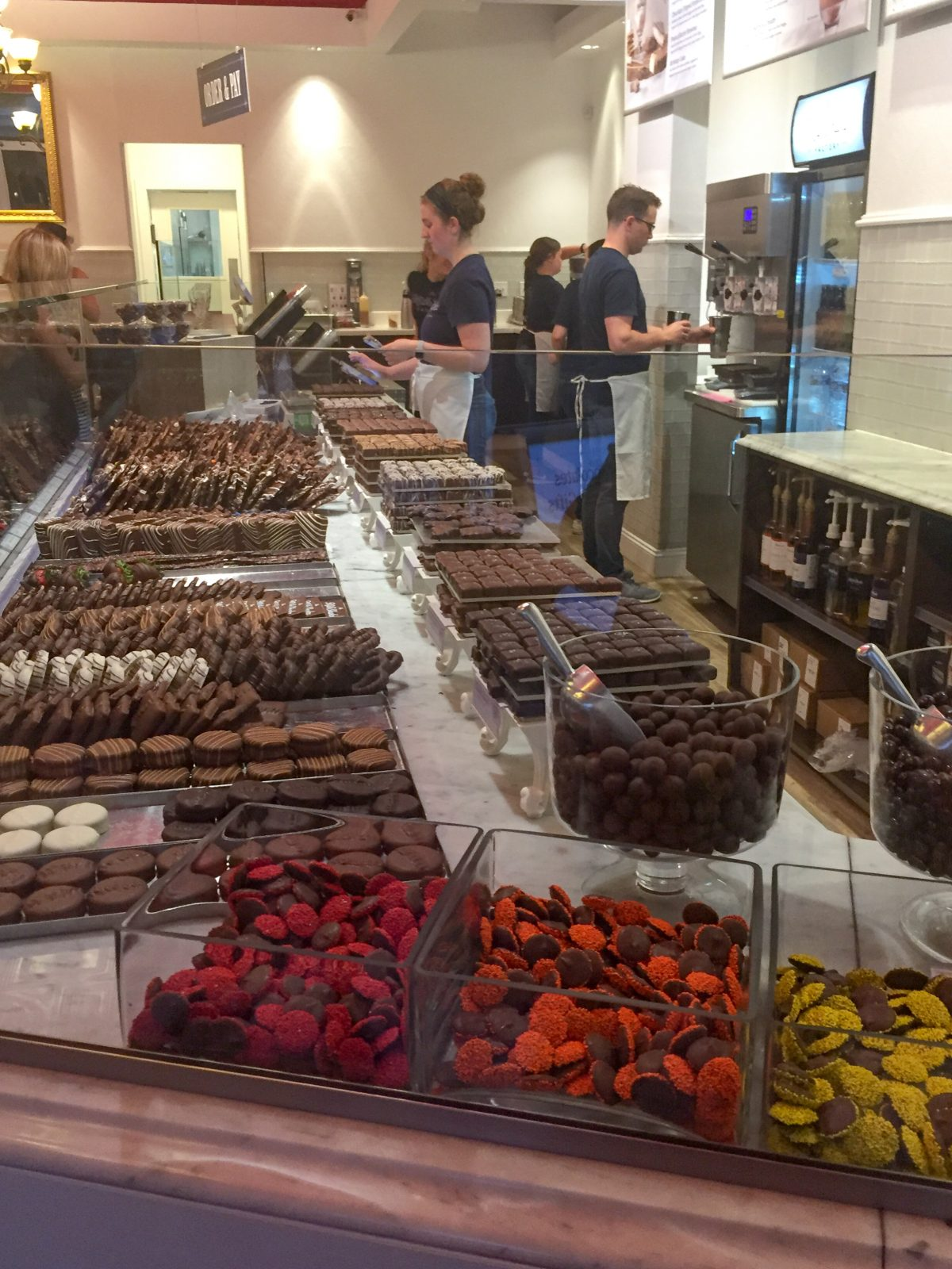 Pittsburgh restaurants chocolate