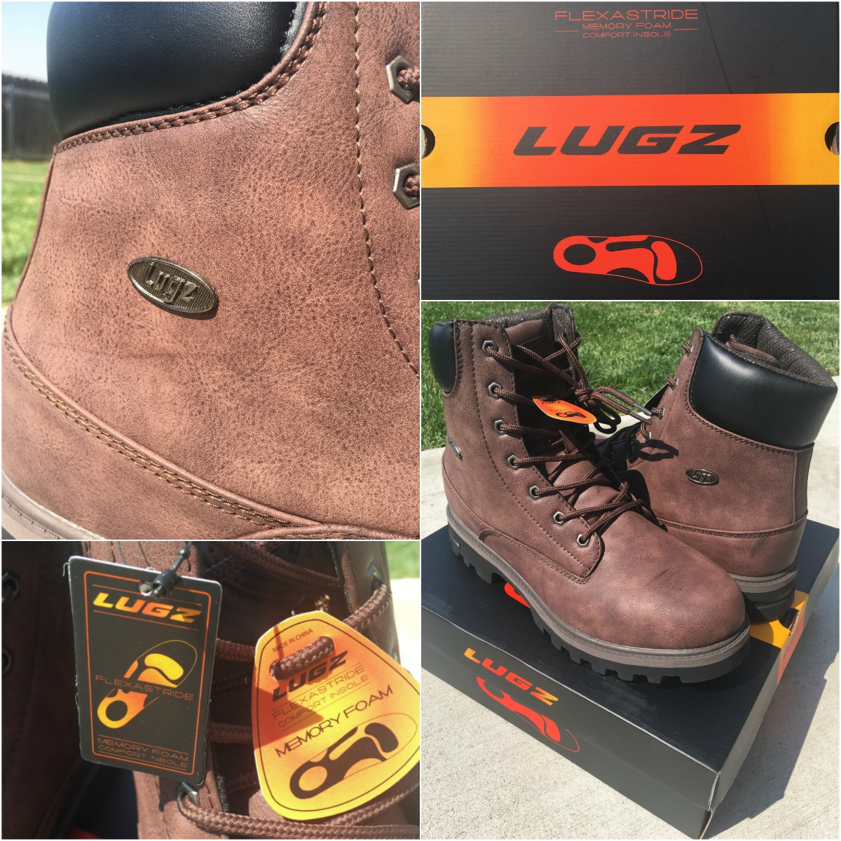 Lugz - Powered by Mom