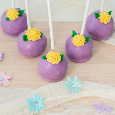 How to Make Cake Pops with Store Cake Mix