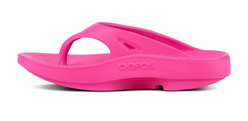 OOFOS PROJECT PINK