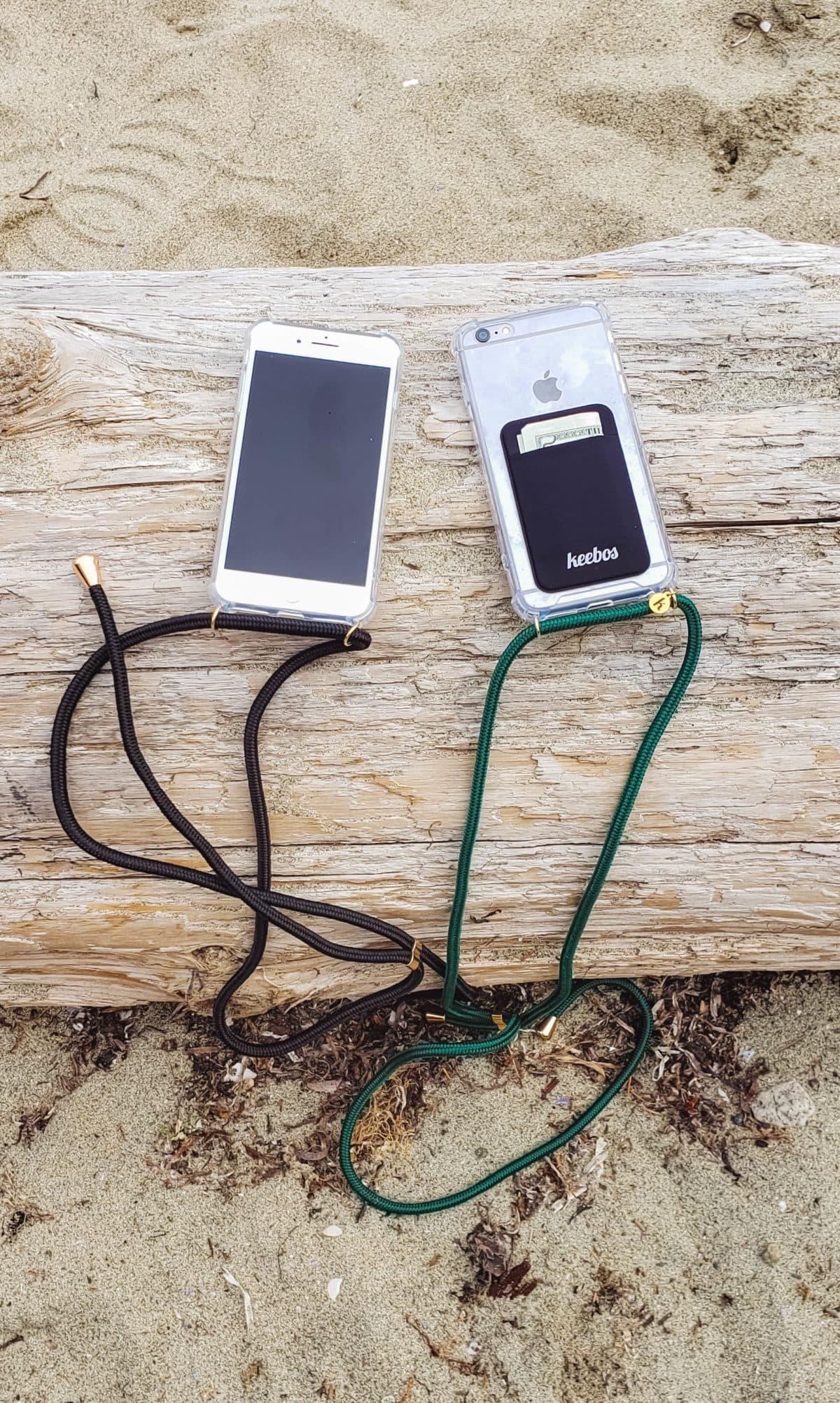 iphone necklace case