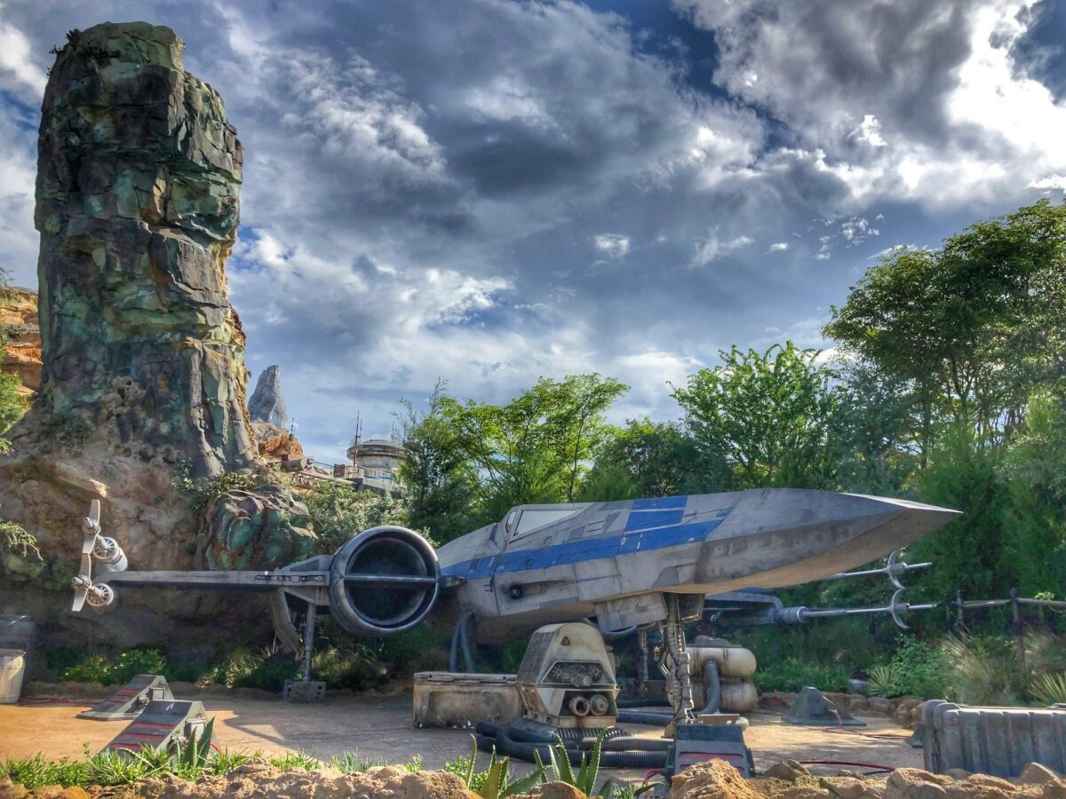 Galaxy's Edge Pro Tips