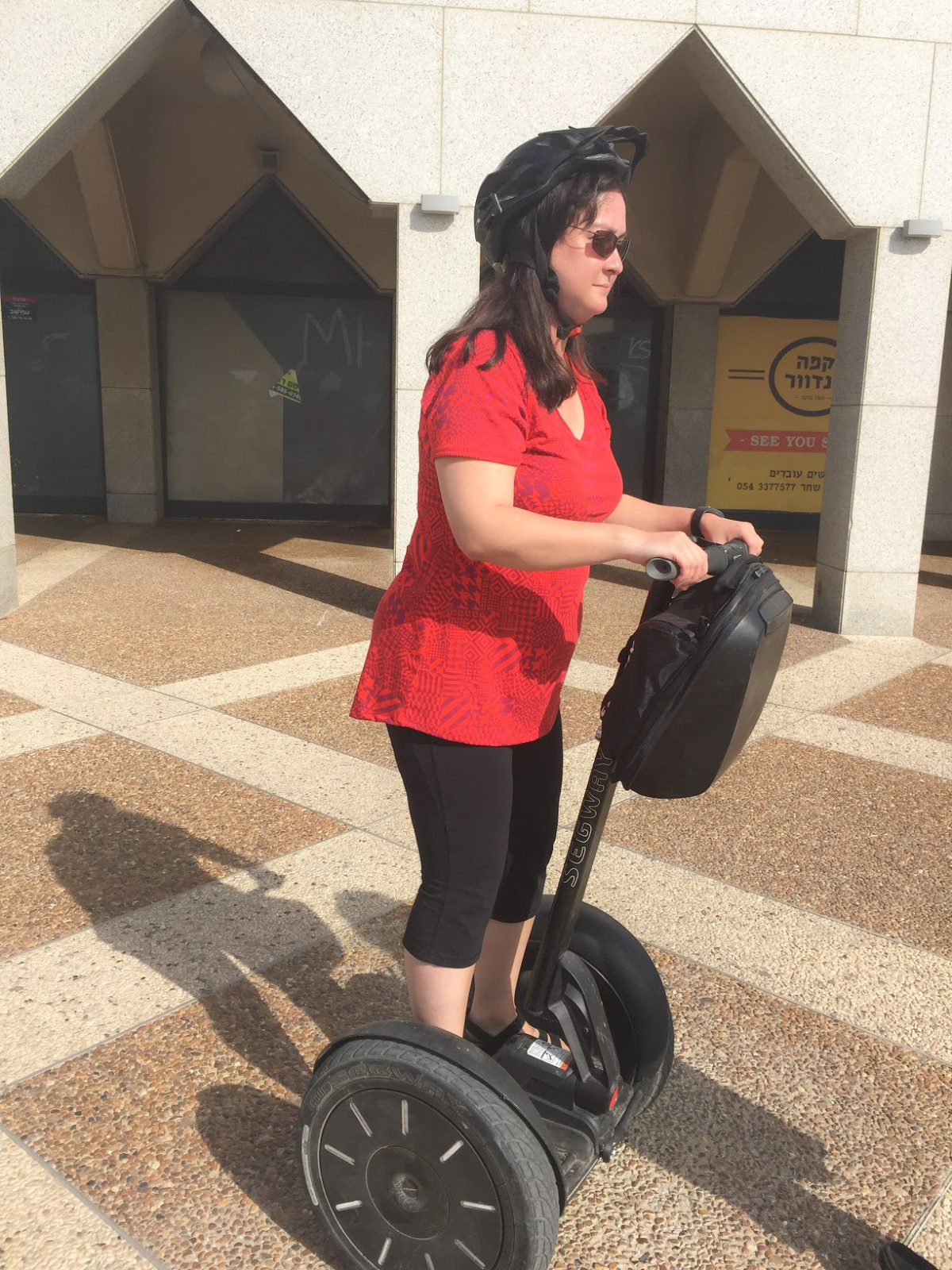 Segway Tour in Tel Aviv