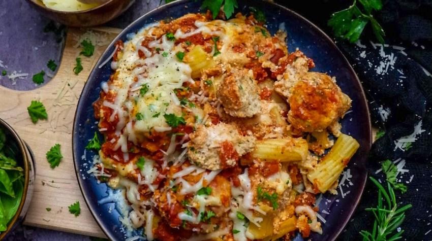slow cooker chicken meatballs recipe