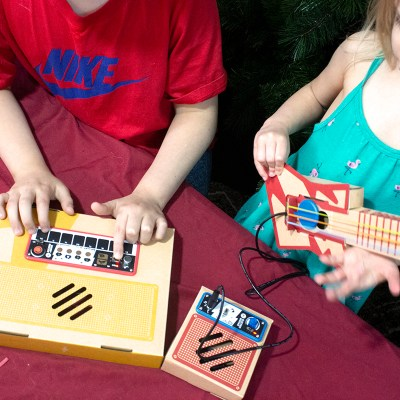 Build a Family Band While Kids Learn Music
