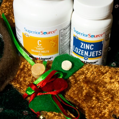 Have Happy Holidays with MicroLingual Vitamins
