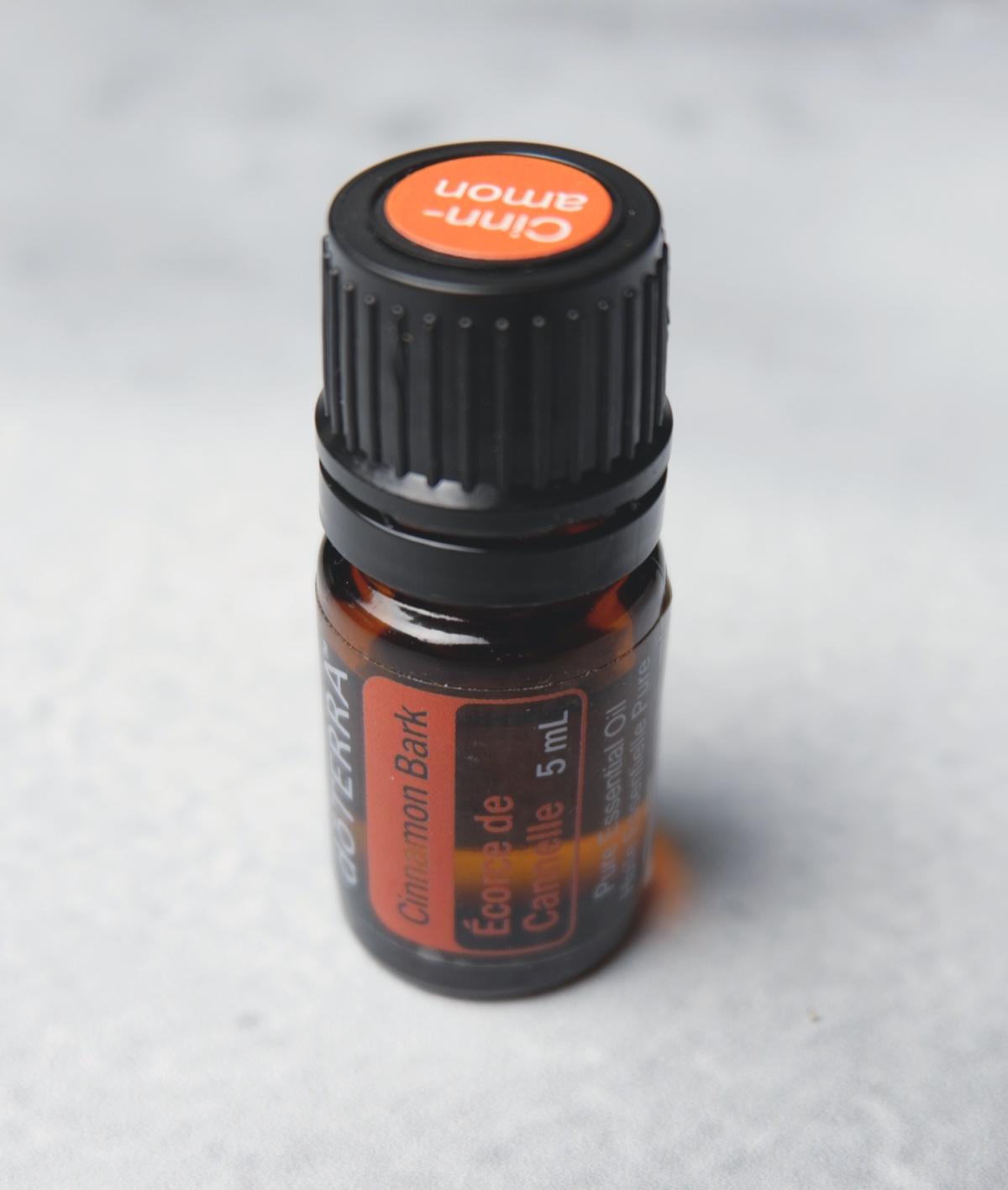 doterra cinnamon bark essential oil