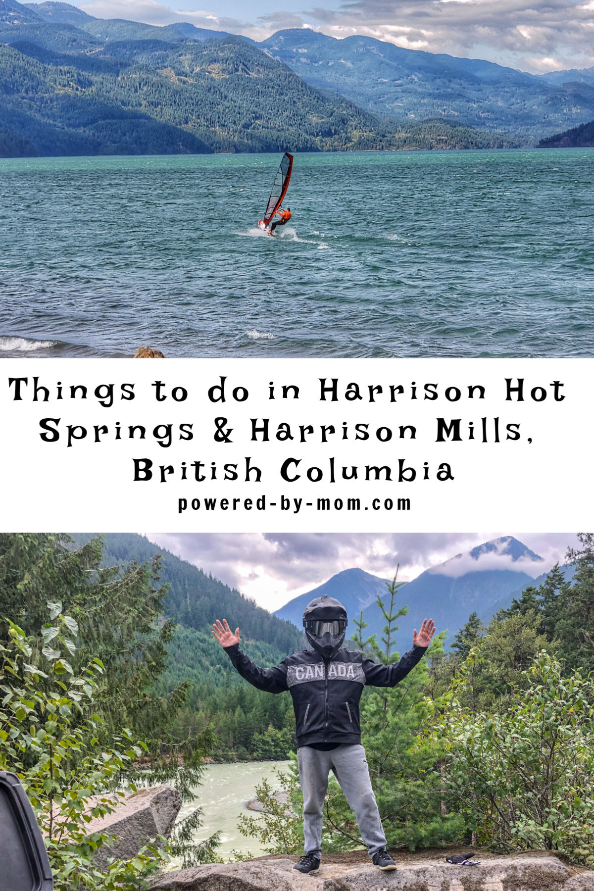 Things to do in Harrison Hot Springs PIN
