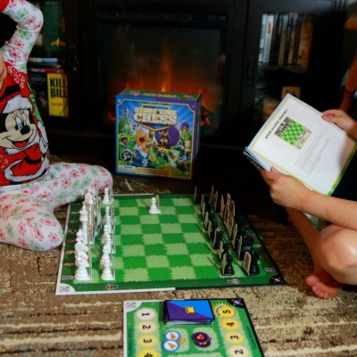 Ways to Bond Playing Chess with Kids