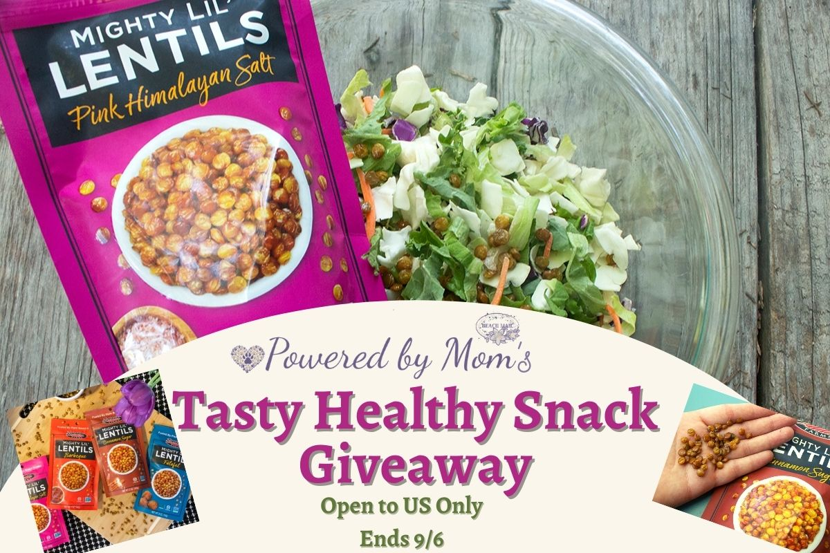 Add a Tasty Healthy Snack to Your Diet