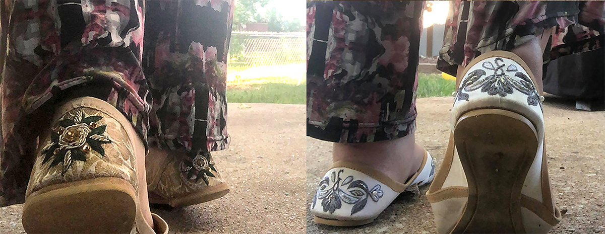 One of a Kind Shoes