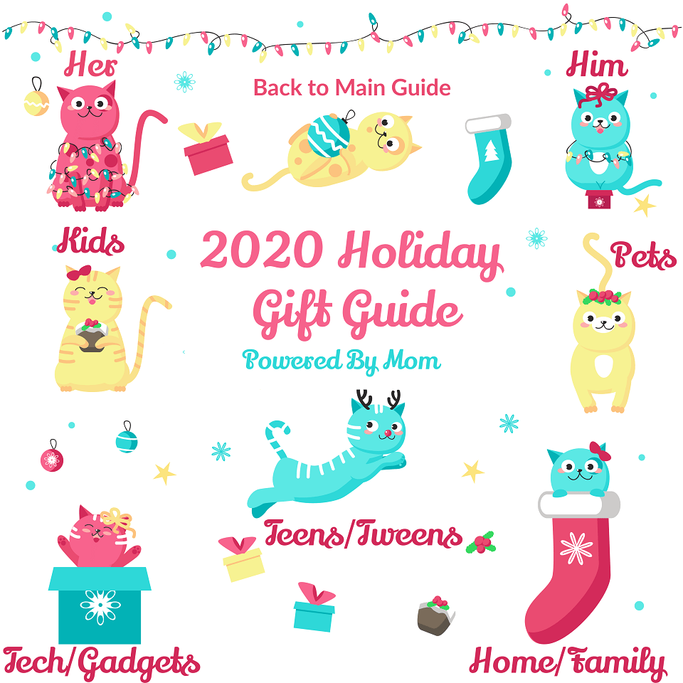 2020 Holiday Gift Guide for Tweens & Teens