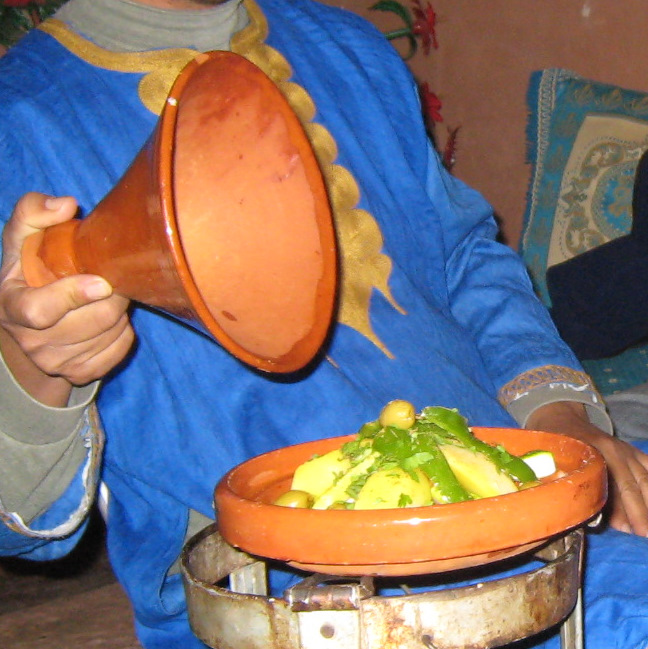 tagine morocco food