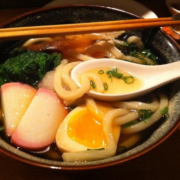 biwa udon noodles