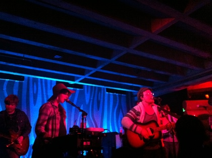 show at the doug fir