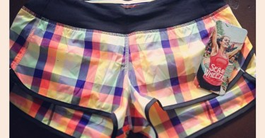 2013 Lululemon SeaWheeze Shorts