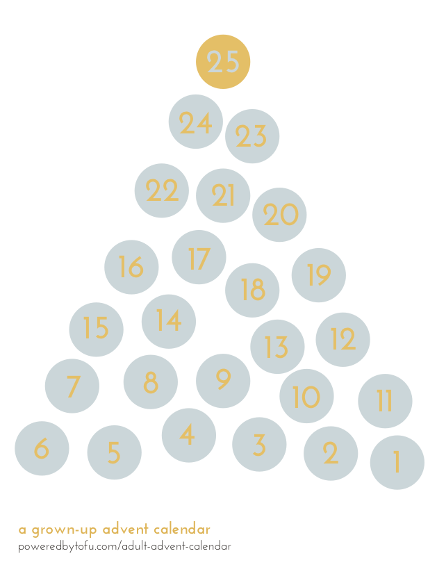 Adult Advent Calendar Ideas How To Make One 43 Fun Activities