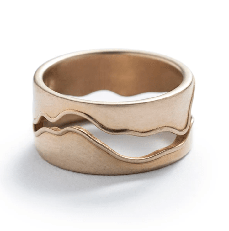 Betsy Iya rings make great Portland gifts