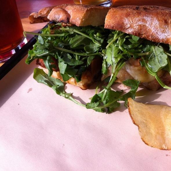 bunk bar sandwiches