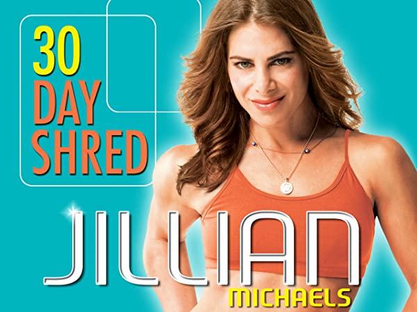 Jillian Michaels 30 Day Shred workout
