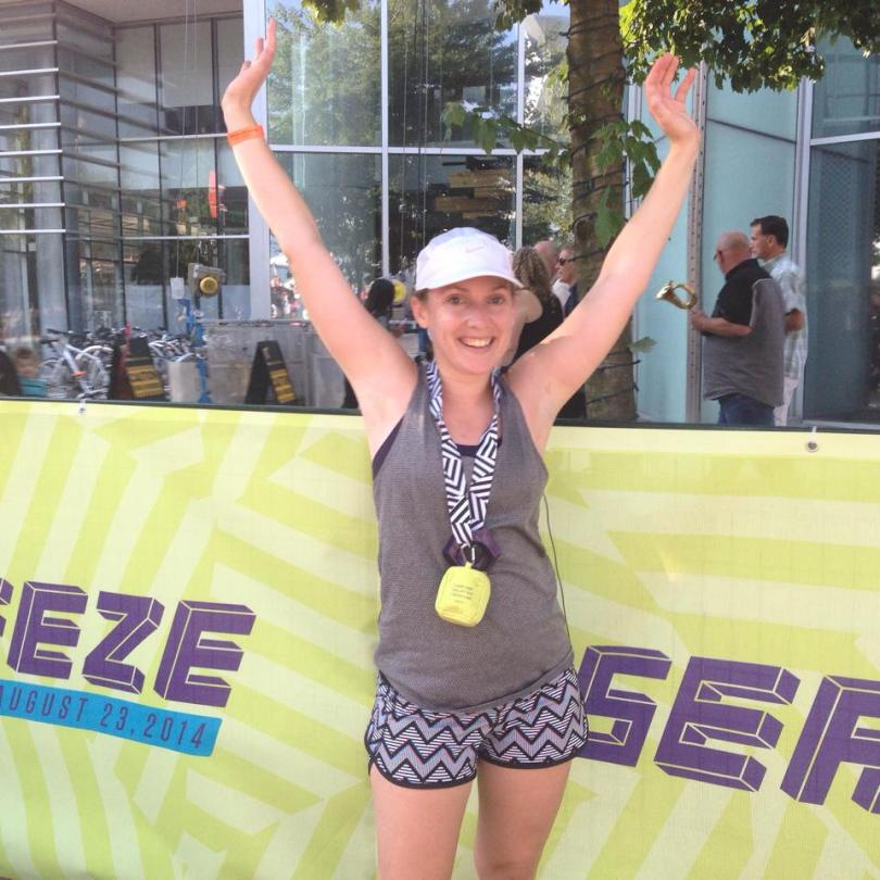 SeaWheeze finish 2014