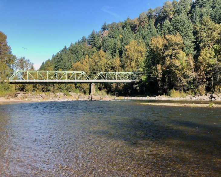 bridge historic columbia River highway