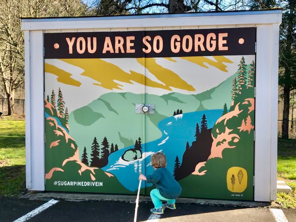 You are so gorge sign