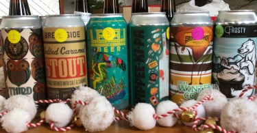 Best winter beer from Oregon in DIY Beer Advent Calendar