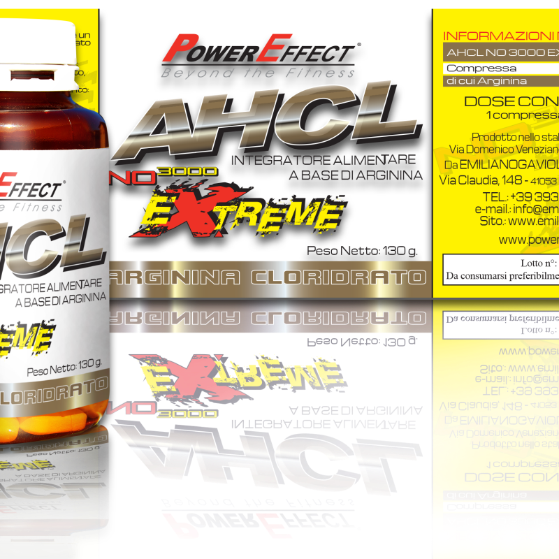 AHCL NO 3000 EXTREME