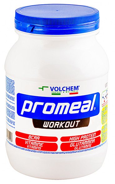 Promeal 1400g workout - gainer web