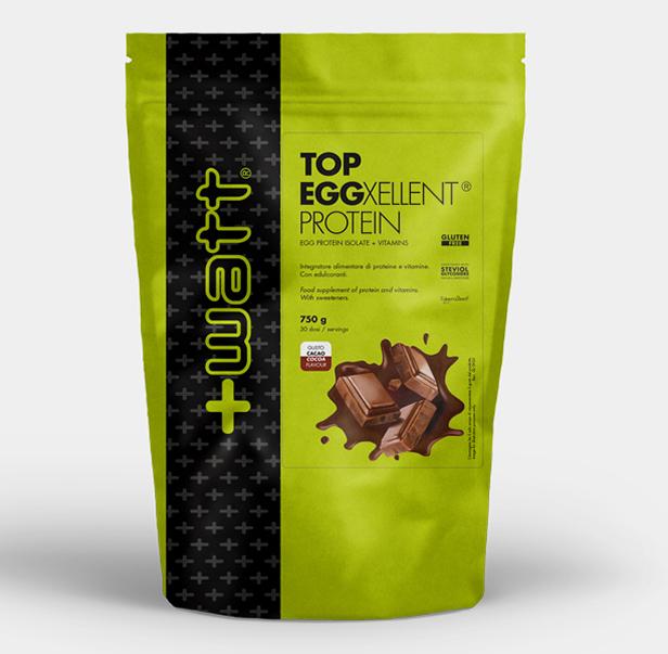 Top eggxellent ptotein 750 - + watt cacao