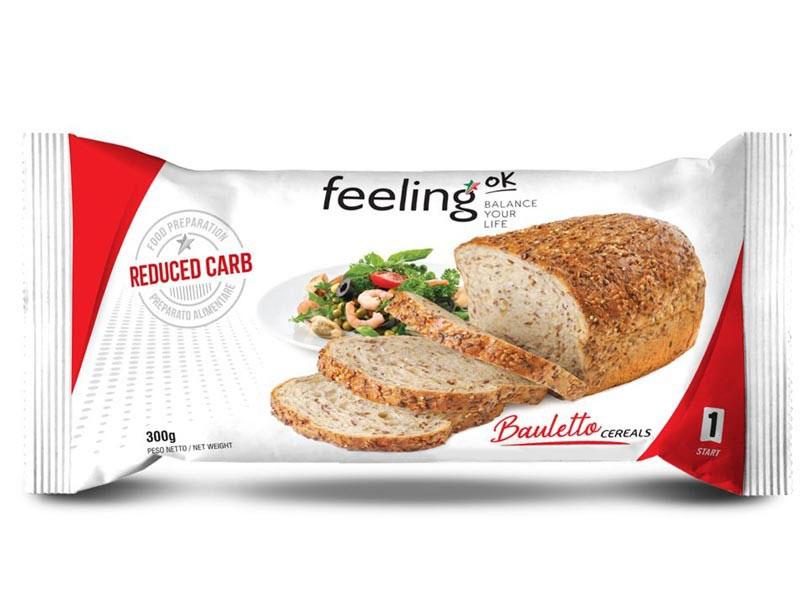 Bauletto cereals feeling ok