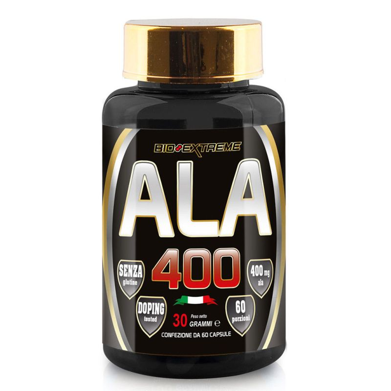 acido alfa lipoico bioextreme